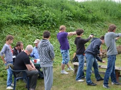 Młodzieżowy Turniej Strzelecki