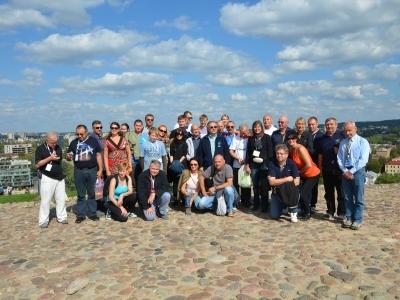 Międzynarodowy Rajd po lotniskach Litwy